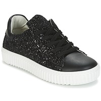 Shoes Girl Low top trainers Citrouille et Compagnie ITINGOES Black