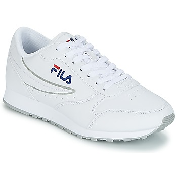 Shoes Women Low top trainers Fila ORBIT LOW WMN White