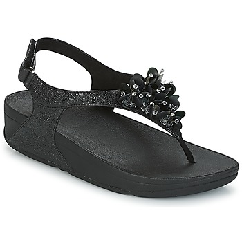 Shoes Women Sandals FitFlop BOOGALOO BACK STRAP SANDAL Black