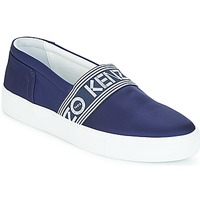 Shoes Women Slip ons Kenzo KAPRI SNEAKERS Marine