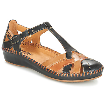 Shoes Women Sandals Pikolinos P. VALLARTA 655 Marine