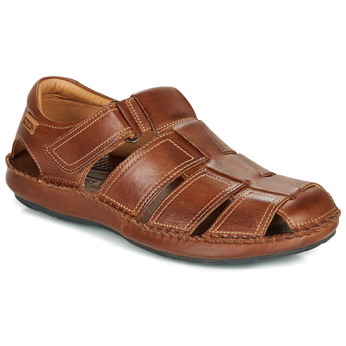 Shoes Men Sandals Pikolinos TARIFA 06J Brown