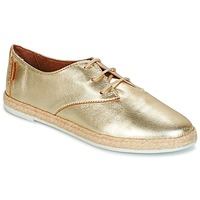 Shoes Women Low top trainers Pare Gabia ROSELINE Gold