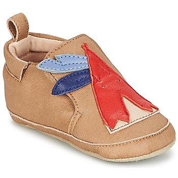 Shoes Boy Baby slippers Shoo Pom CHOU TIPI Nougat