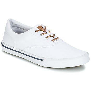 Shoes Men Low top trainers Sperry Top-Sider STRIPER II CVO WASHED White