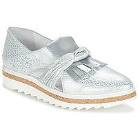 Shoes Women Loafers Regard RASTAFA Silver