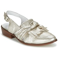 Shoes Women Loafers Regard RELABI Gold