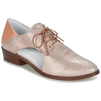 Shoes Women Derby shoes Regard RELAFU Pink