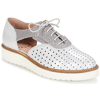 Shoes Women Derby shoes Muratti AMA Silver