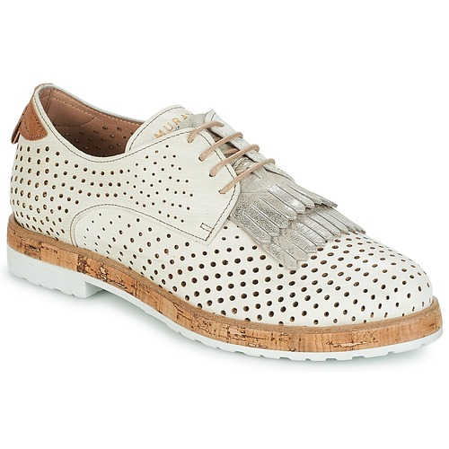 Shoes Women Derby shoes Muratti AMAIA Ivory