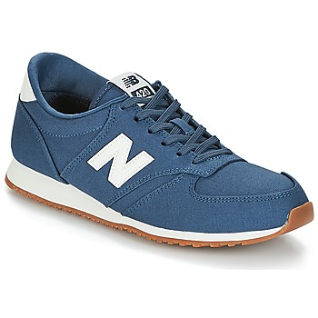 Shoes Women Low top trainers New Balance WL420 Indigo