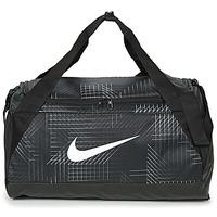 Bags Sports bags Nike BRASILIA SMALL Black / White