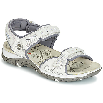 Shoes Women Sports sandals Allrounder by Mephisto LAGOONA White