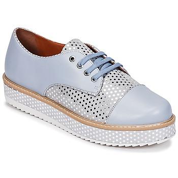 Shoes Women Derby shoes Cristofoli FILIPY Blue