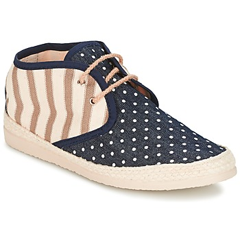 Shoes Women Espadrilles Ippon Vintage SMILE-HOLIDAYS Blue