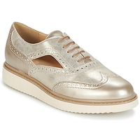 Shoes Women Derby shoes Geox THYMAR A Beige / Taupe