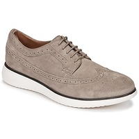 Shoes Men Derby shoes Geox WINFRED C Taupe