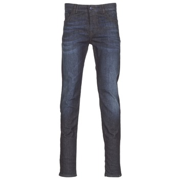 material Men slim jeans Sisley FLAGADU Blue / Dark