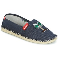 Shoes Espadrilles Havaianas ORIGINE FUN Denim