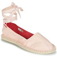 Shoes Women Espadrilles Havaianas ORIGINE SLIM Pink