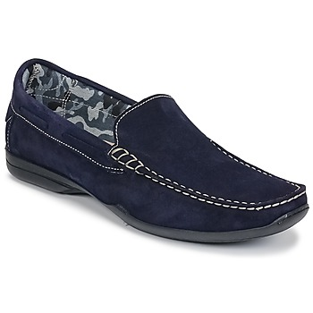 Shoes Men Loafers So Size ELIJA Marine
