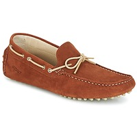 Shoes Men Loafers Kost TAPALO Camel