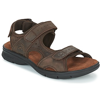 Shoes Men Sandals Panama Jack SALTON Brown