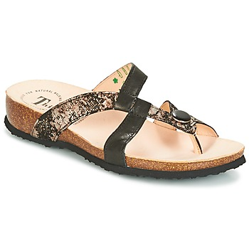 Shoes Women Flip flops Think PALITA Black