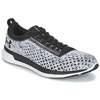 Shoes Men Low top trainers Under Armour CHARGED LIGHTNING 3 Black / White