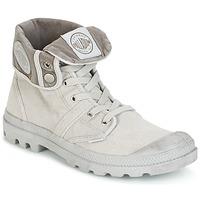 Shoes Men Mid boots Palladium US BAGGY METAL