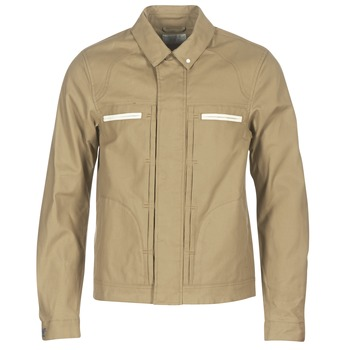 material Men Blouses Scotch & Soda BROLAN Beige