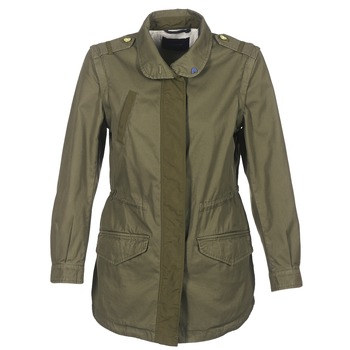 material Women Parkas Scotch & Soda XERF Kaki
