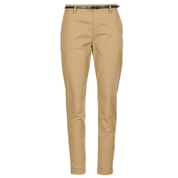 material Women chinos Scotch & Soda BEIBEO Beige