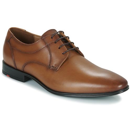 Shoes Men Derby shoes Lloyd OSMOND Cognac
