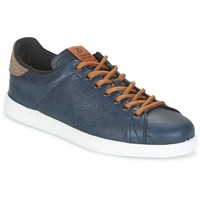 Shoes Men Low top trainers Victoria DEPORTIVO PU CONTRASTE Blue