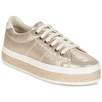 Shoes Women Low top trainers No Name MALIBU GLOW Gold