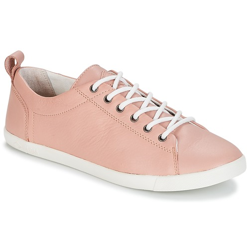 Shoes Women Low top trainers PLDM by Palladium BEL NCA Pink