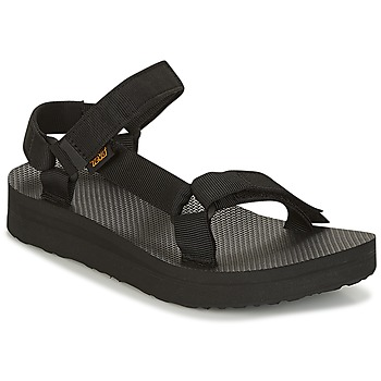 Shoes Women Sandals Teva MIDFORM UNIVERSAL Black