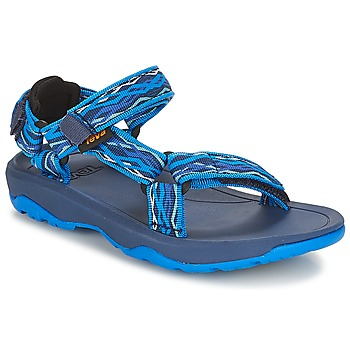 Shoes Children Sports sandals Teva HURRICANE XLT 2 Blue