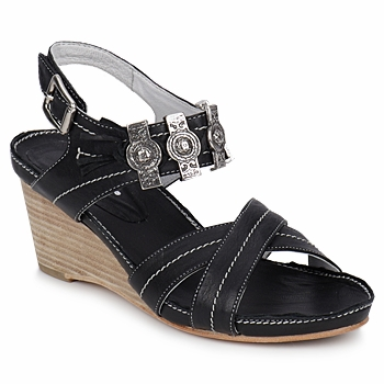 Shoes Women Sandals Regard REDAPI Black