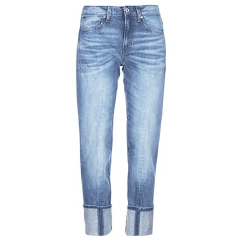 material Women 3/4 & 7/8 jeans G-Star Raw LANC 3D HIGH STRAIGHT Blue