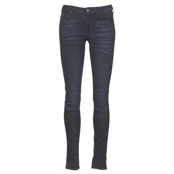 material Women Skinny jeans G-Star Raw 5622 MID SKINNY Blue