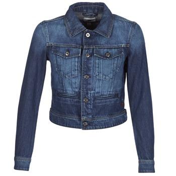 material Women Denim jackets G-Star Raw D-STAQ S DC DNM JKT WMN Medium / Aged
