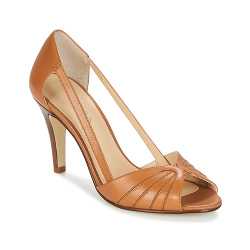 Shoes Women Sandals Jonak DAGILO Cognac