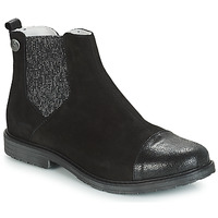 Shoes Girl Mid boots GBB LEONTINA Black