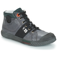 Shoes Boy Mid boots GBB RUFINO Grey