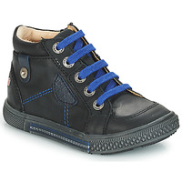 Shoes Boy Boots GBB RAYMOND Vts / Black