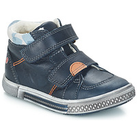 Shoes Boy High top trainers GBB ROBERT Blue