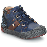 Shoes Children High top trainers GBB REINOLD Blue