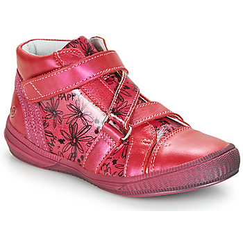 Shoes Girl Mid boots GBB RADEGONDE Pink